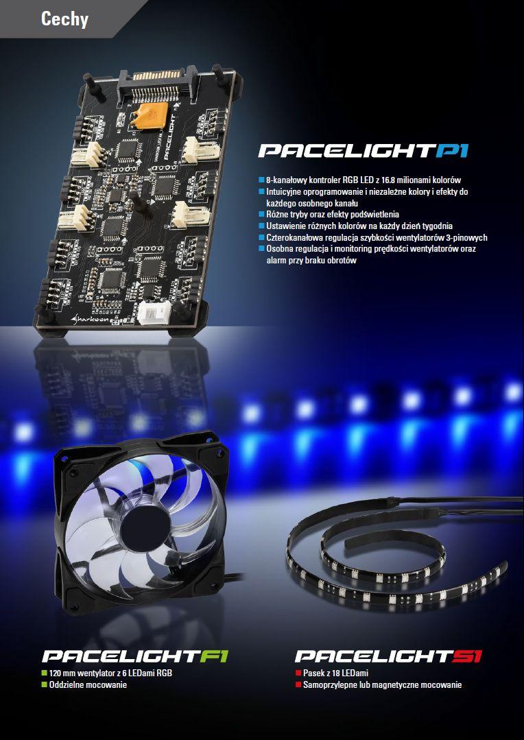 Sharkoon PaceLight P1 RGB