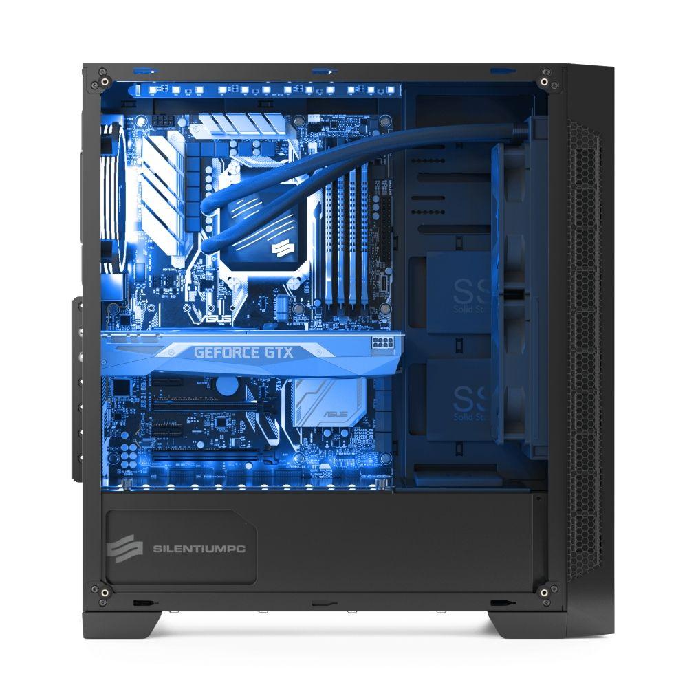 SilentiumPC Armis AR3 TG RGB