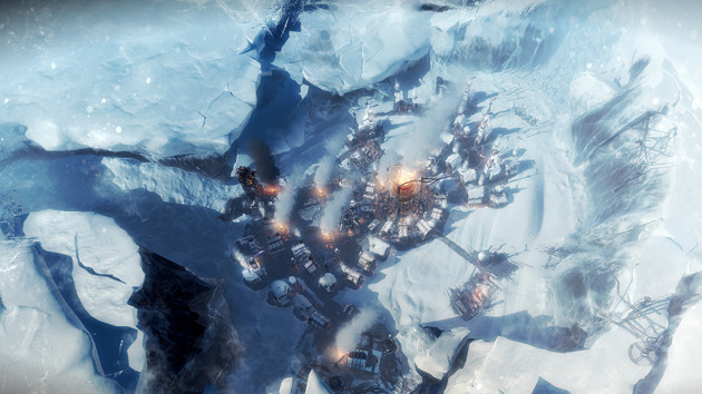 Frostpunk Endless