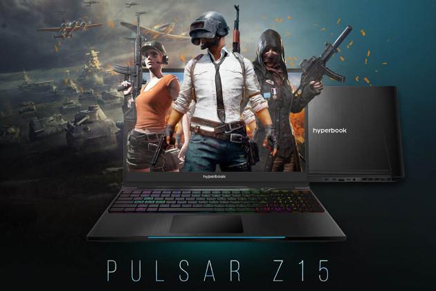 Hyperbook Pulsat Z15 laptop