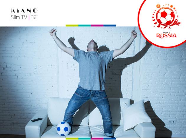 Kiano SlimTV sofa