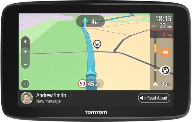 TomTom GO Basic GPS