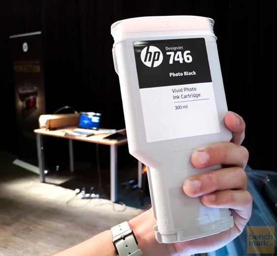 HP zasobnik z tuszem