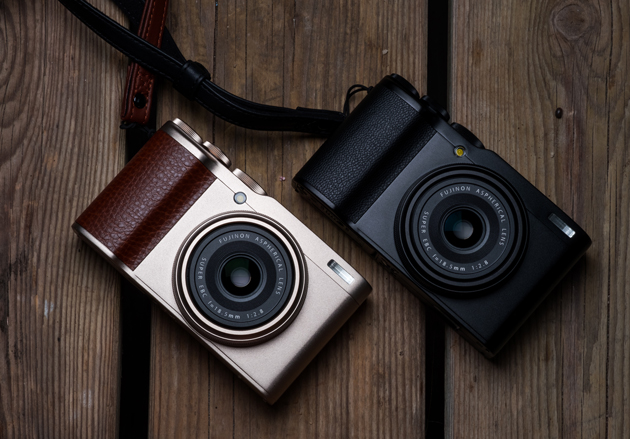 Fujifilm XF10 kolory