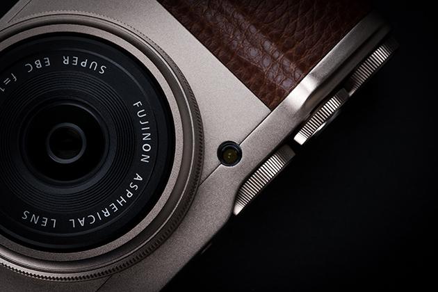 Fujifilm XF10 obiektyw