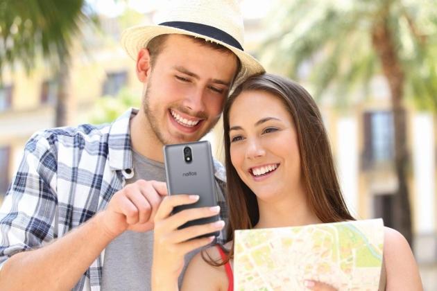 TP-Link smartfon na wakacje