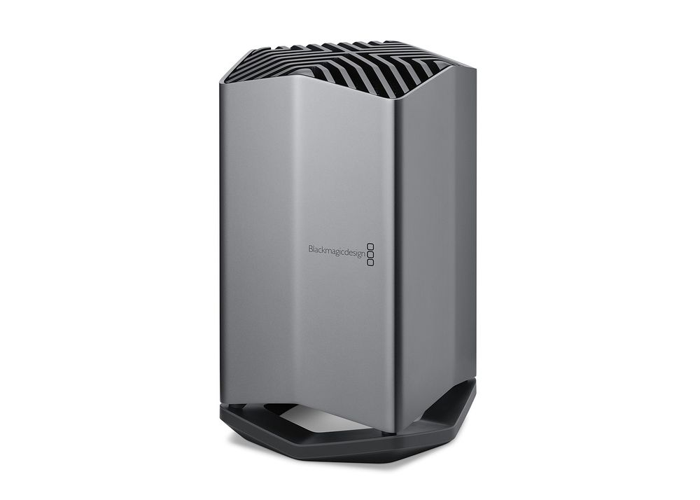 Apple Blackmagic eGPU