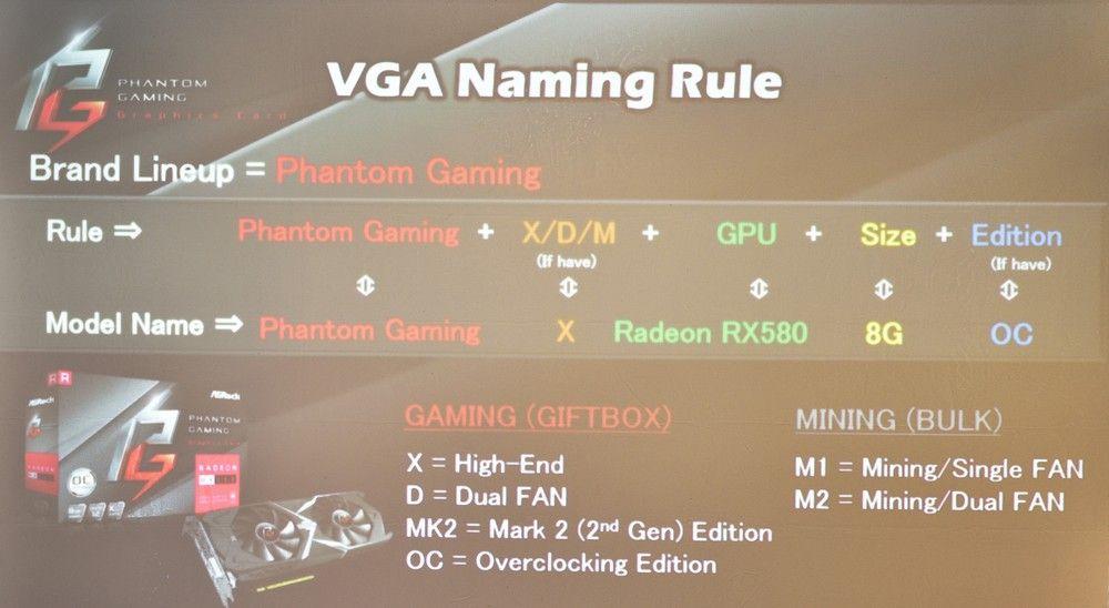 ASRock - karty graficzne Phantom Gaming