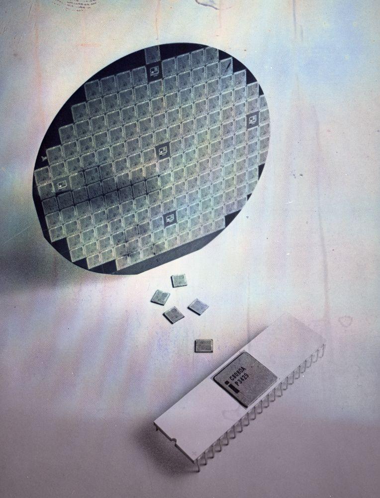 Intel 8080A