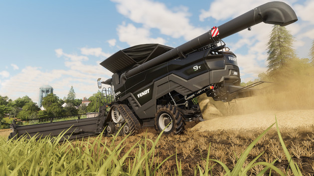 Farming Simulator 19 screen 2