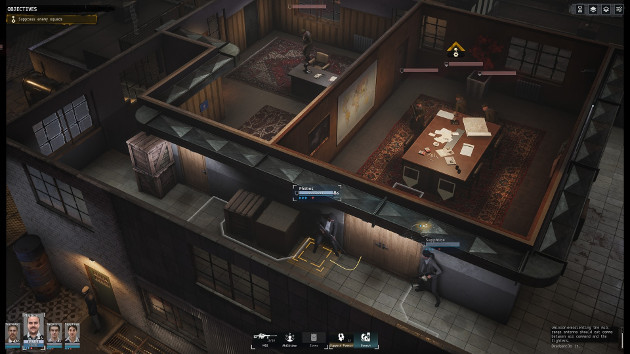Phantom Doctrine screen 1