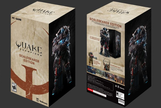 Quake Chamption Scalebearer