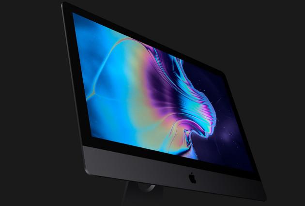 Retina iMac Pro