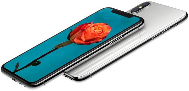 Retina iPhone X