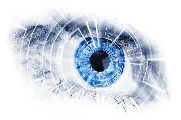 Robot oko