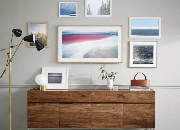 Samsung Frame TV obrazy