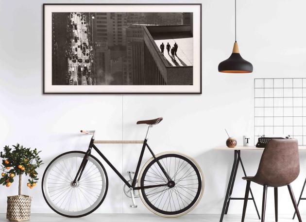 Samsung Frame TV rower