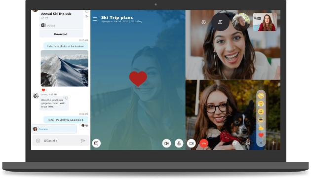 Skype 8 s1