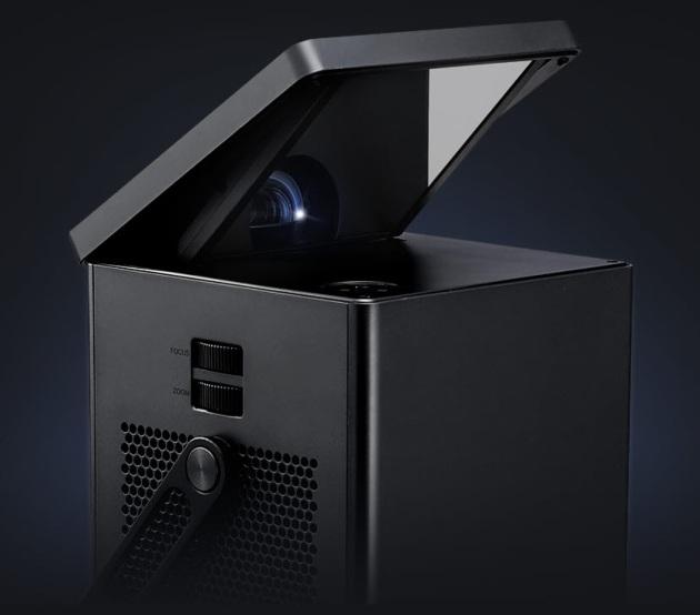 LG HU80KSW lustro