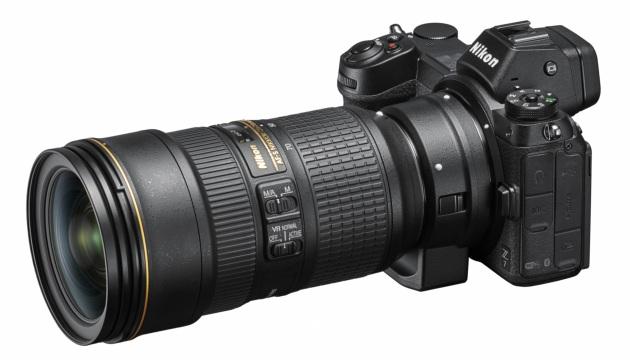 Nikon Z7 FTZ 24-70mm
