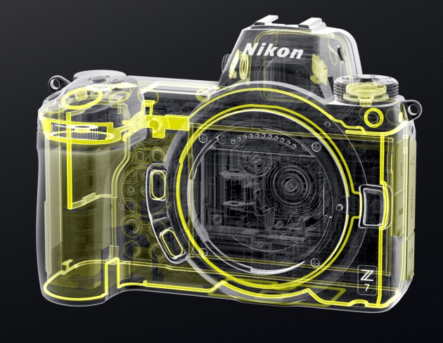 Nikon Z uszczelnienia
