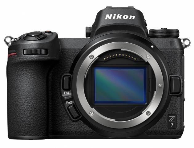Nikon Z sensor