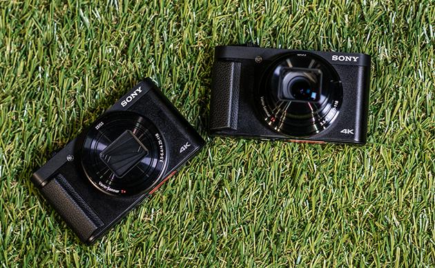 Sony Cyber-shot HX99 i HX95
