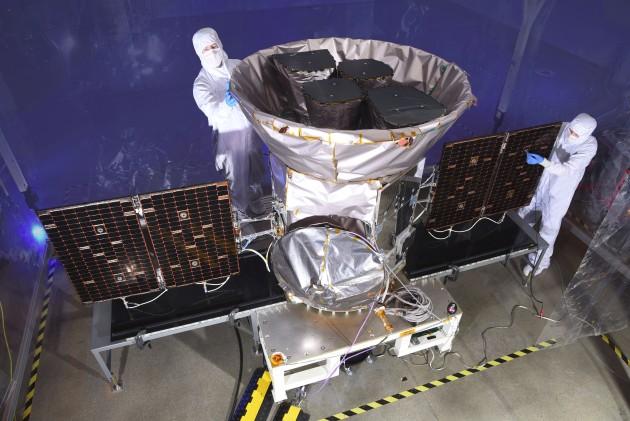 TESS sonda