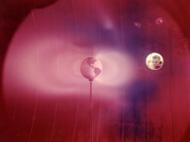 NASA pole magnetyczne eksperyment