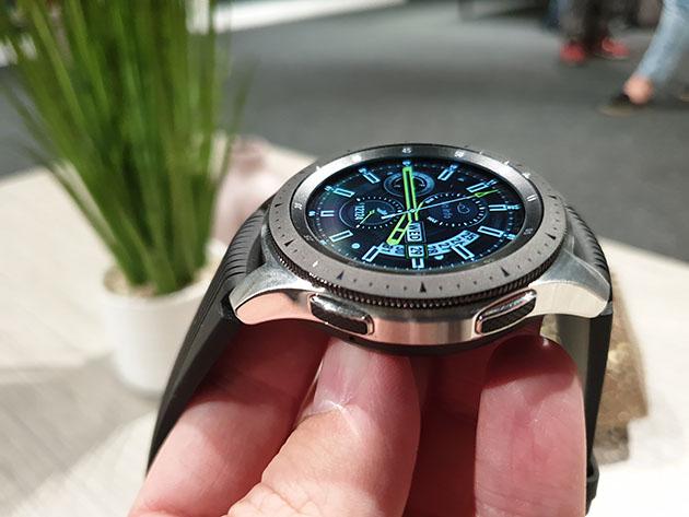 Samsung Galaxy Watch 2018 - nowoczesny smartwatch