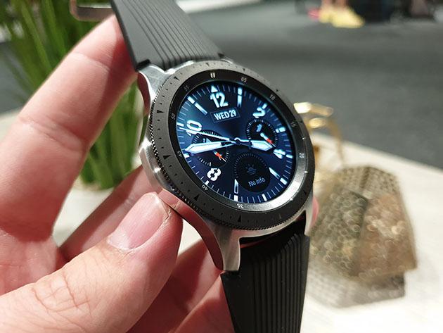 Samsung Galaxy Watch 2018 - pierwsze wrażenia