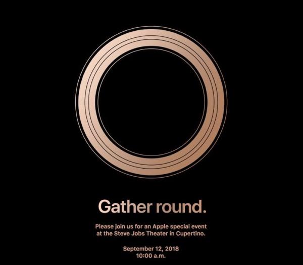 Apple konferencja