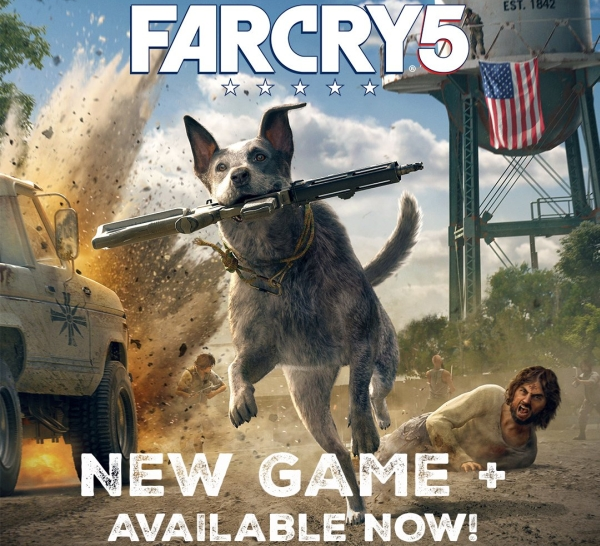 Far Cry 5 New Game+