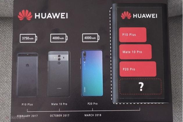 Huawei Mate 20 Pro bateria