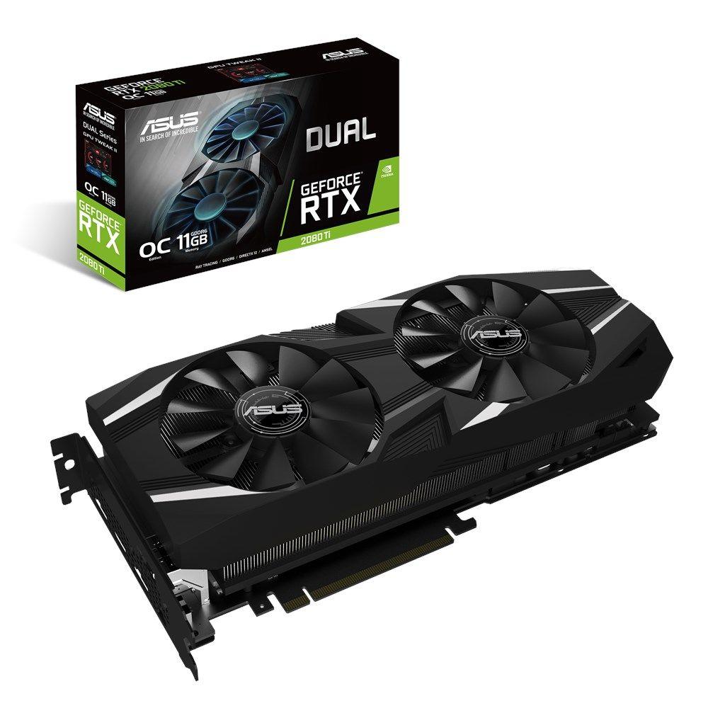 ASUS GeForce RTX 2080 Ti Dual OC 8G