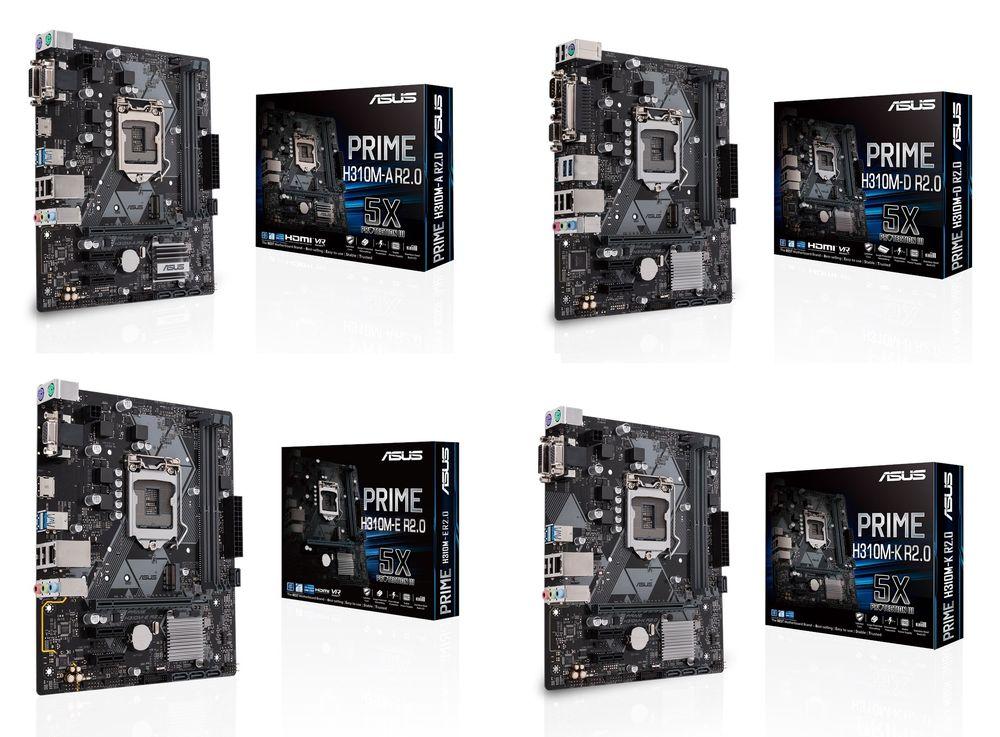 ASUS Prime H310M R2.0