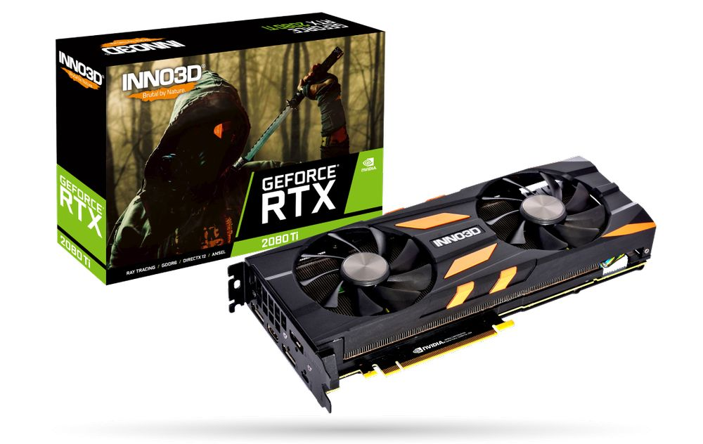 Inno3D GeForce RTX 2080 Ti Twin X2