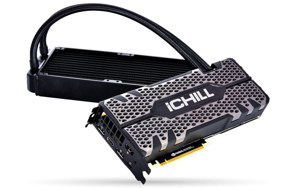 Inno3d iChill GeForce RTX 2080 Ti Black
