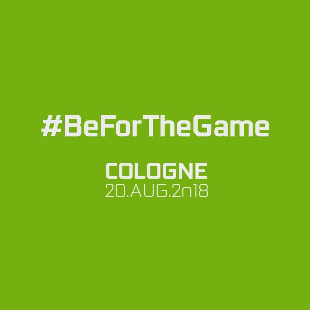 Nvidia #BeForTheGame
