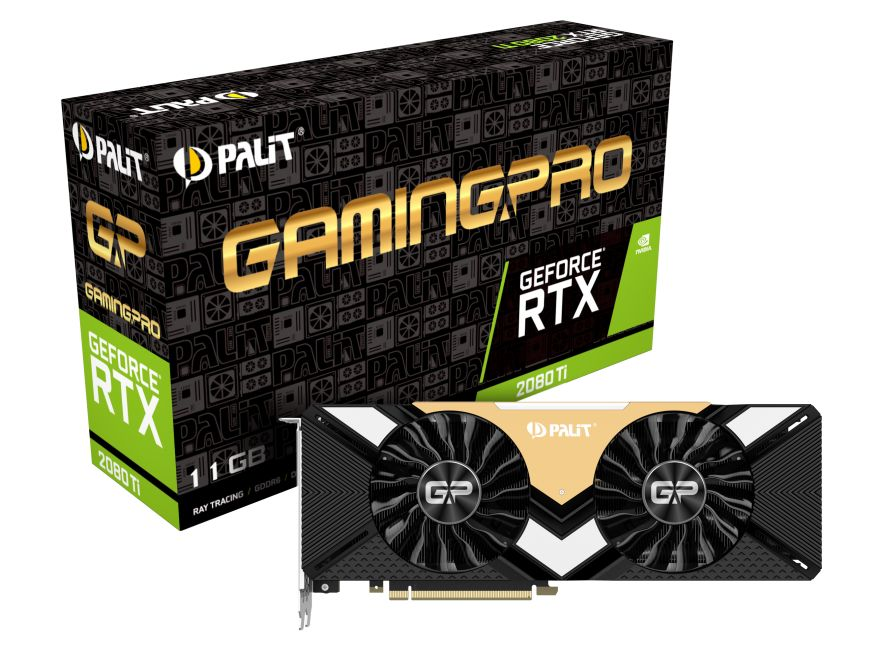 Palit GeForce RTX 2080 Ti GamingPro