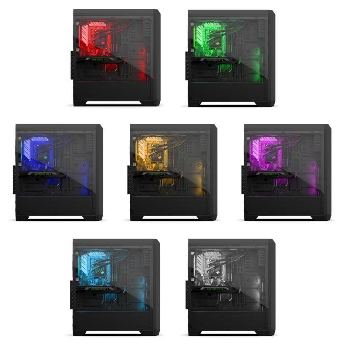 SilentiumPC Regnum RG4F RGB