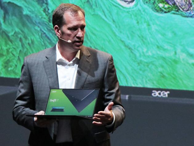 Prezentacja Acer Swift 7