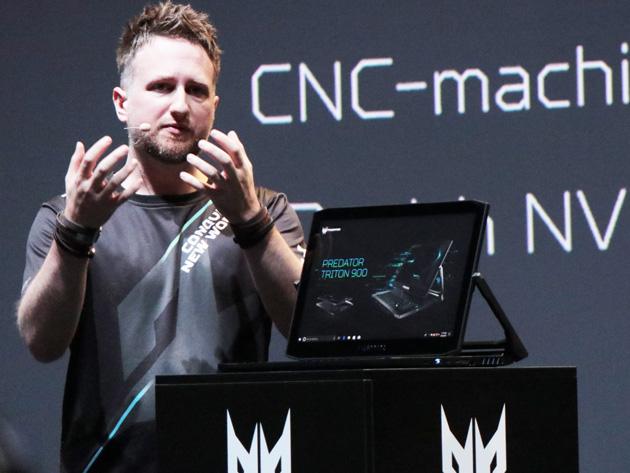 Prezentacja Acer Predator