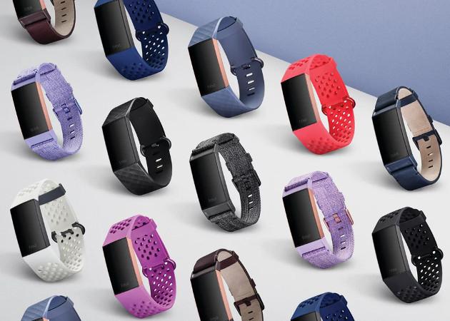 Fitbit Charge 3 wersje
