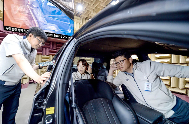 Hyundai SSZ system