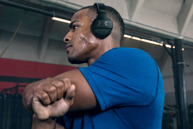 JBL Under Armour Sport Wireless Train trening