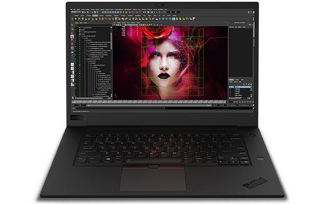 Lenovo ThinkPad P1 przód