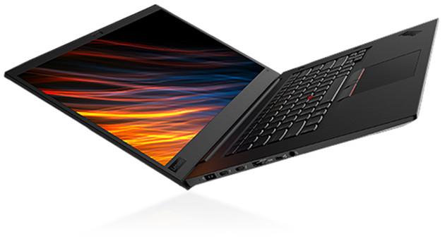 Lenovo ThinkPad P1 wygląd