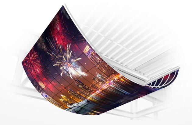 LG OLED panel