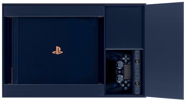 PS4 Pro 500 pudełko
